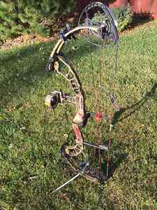 PSE Decree Bow - 65# (Barely Used) - REDUCED PRICE