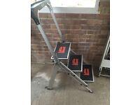 Little giant step ladder