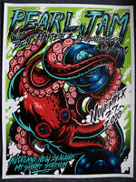 Pearl Jam Posters City of Montréal Greater Montréal Preview