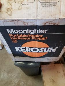 Kero-sun kerosene heater