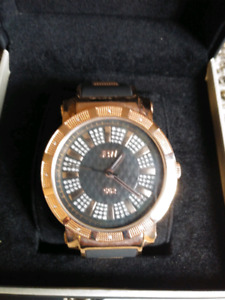 JBW DIAMOND MEN'S WATCH
