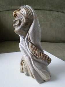 Six Nations Soapstone Carving - Al Shingkwak Kitchener / Waterloo Kitchener Area image 2