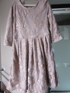 NEW-toddler size 5 and size 7 dresses