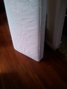 Watweproof bsby mattress clean hardly used