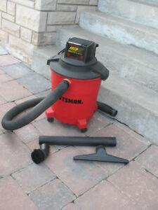 Ridgid POWER TOOLS / Craftsman ShopVac