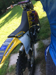 Suzuki Rm250 bored out/more