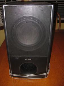 SONY Stereo Subwoofer speaker - Plateau
