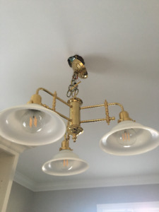 Dining Room/Tv Room Light Fixture