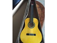 Brand new, elevation junior acoustic guitar