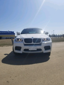 BMW X6M 555HP LOW KM AWD MUST GO
