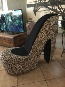 High Heel Chair Ebay