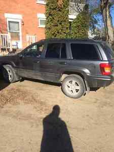 2003 Jeep Grand Cherokee SUV, Crossover