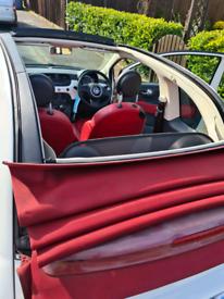 2011 Fiat 500 500c 1.3d 95hp manual