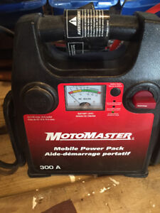 300 Amp Booster