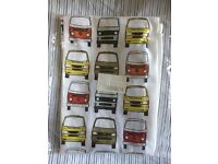Camper Van apron - brand new in wrapping