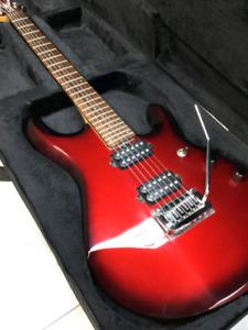 Guitare électrique Olp John Petrucci réplique de MusicMan