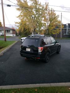 Subaru Forester 2009 4500$ tel quel