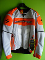Scorpion Jacket - KTM Orange - Large at RE-GEAR Kingston Kingston Area Preview