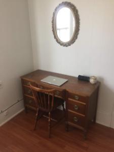 Wood Desk for Sale
