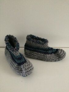 Pantoufles / slippers tricot phentex