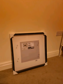 FREE Brand New Large black picture frame (Ikea)