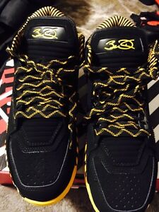 "Li Ning way of wade 2 ""caution"" size 10 Kitchener / Waterloo Kitchener Area image 1"