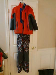 Boys winter coat, sz 10