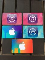$20 Free iTunes Cards!