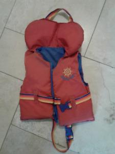 Infant life jacket/PFD