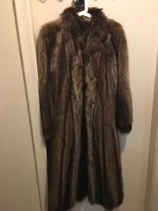 Two fur jackets $300