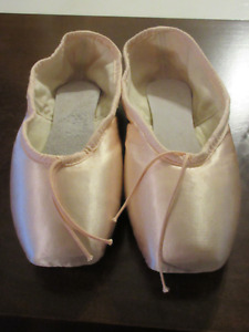 Suffolk Stellar Premier Collection Pointe Shoes UK Size 6.5XXX