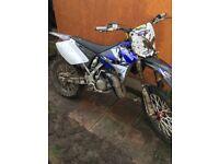 Yamaha yz125 07 2stroke