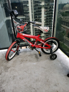 Bike- boys(hot wheels)