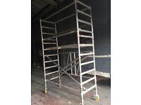 Youngman boss heavy duty scaffold tower