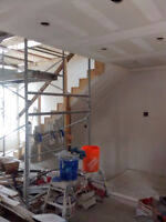 Plastering/Painting/Stucco Removal. 691-8801