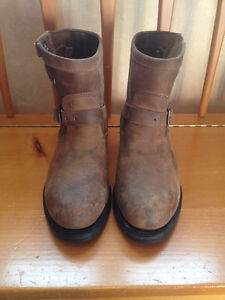 "Men's Chippewa 7"" Bay Crazy Horse Engineer Boots - Size 9.5 Peterborough Peterborough Area image 5"