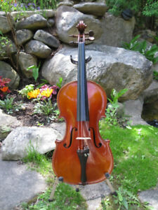 Antique French violin 4/4