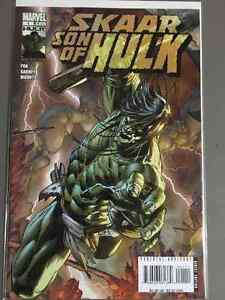 Skaar: Son of Hulk Lot Issuse 1-6 plus one extra