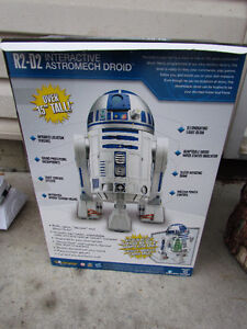 Star Wars R2-D2 Interactive Astromech Droid with Box&Instruct. Strathcona County Edmonton Area image 6