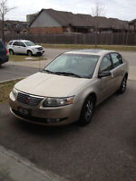 2005 Saturn Ion,144km, loaded, Certfied,
