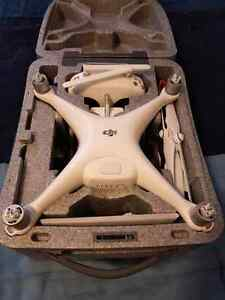Mint Condition DJI Phantom 4 Drone with 4k camera  Cambridge Kitchener Area image 10