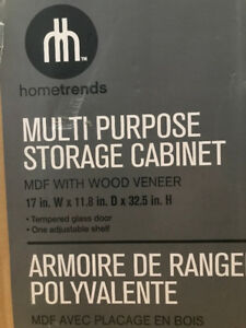 multi purpose storage cabinet
