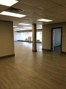 retail/office/warehouse space available
