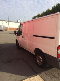 A Man with a Transit van -Heathrow/hounslow/nationwide