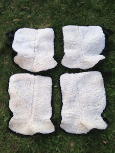 Set of 4 Horse Shipping Boots