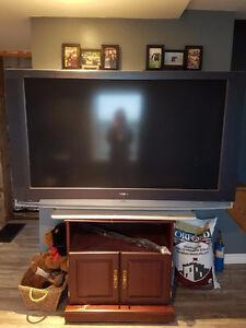 """55 """" Wega sony large screen tv"""