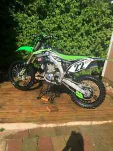 2014 Kx 450f for sale