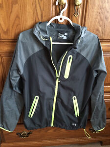 Ladies Under Armour Soft Shell Jacket Size L