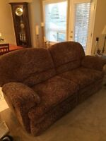 Lazyboy Reclining Couch * NEED GONE*