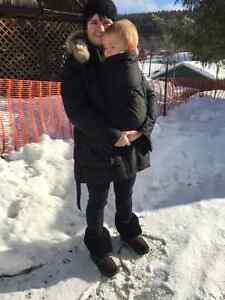 Maternity/Babywearing Winter Jacket